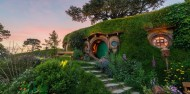 Full Day Tour Hobbiton Movie Set Tour departing Auckland – Headfirst Travel image 1