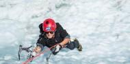 Heli Ice Climbing - Fox Glacier Guiding image 1