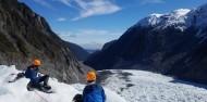 Heli Ice Climbing - Fox Glacier Guiding image 2
