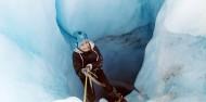 Heli Ice Climbing - Fox Glacier Guiding image 6