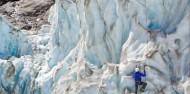 Heli Ice Climbing - Fox Glacier Guiding image 3