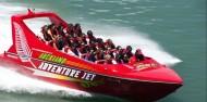 Jet boat - Auckland Adventure Jet image 2