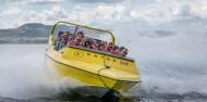 Jet boat - Katoa Lake Rotorua image 4