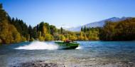 Jet boat - Clutha River Jet image 3