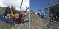 Nevis Bungy & Swing Combo image 1
