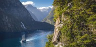 Milford Sound Coach & Cruise from Queenstown - Real Journeys image 4