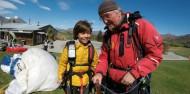 Paragliding - Coronet Peak Tandems image 4