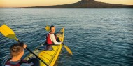 Kayaking - Rangitoto Island Tour image 2