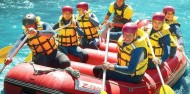 Rafting - Waiau River Canyon Grade 2 Thrillseeker Adventures image 5