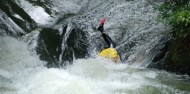 White Water Sledging - Kaitiaki Adventures image 2
