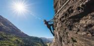 Climbing - Queenstown Via Ferrata image 1