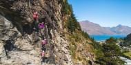Climbing - Queenstown Via Ferrata image 5