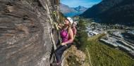 Climbing - Queenstown Via Ferrata image 4