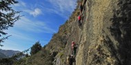 Via Ferrata Climbing image 5