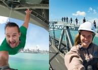 Auckland Bridge Bungy & Climb Combo