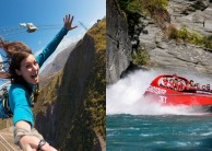 Nevis Bungy & Jetboat Combo