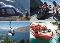 Jet Heli Luge Skyline Gondola - High Five