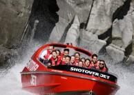 Jet boat - Shotover Jet