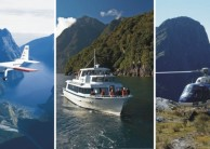 Milford Sound  Fly Cruise Heli