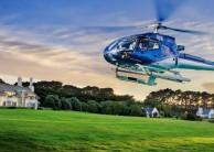 Helicopter Flight - Wharekauhau Heli Lunch