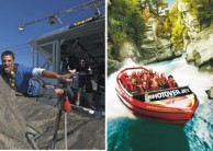 Bungy & Jet Boat Combo