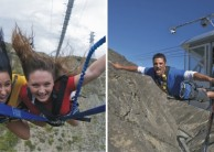 Nevis Bungy & Swing Combo