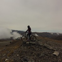 Down hill Mountain Biking at Cardrona