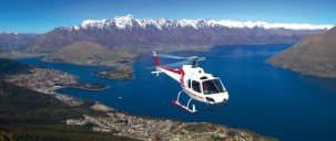 Helicopter Flight - Middle Earth Queenstown