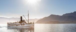 Lake Cruises - TSS Earnslaw Steamship