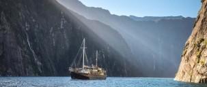 Milford Sound Overnight Cruise - Wanderer