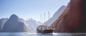Milford Sound Nature Cruise - Real Journeys