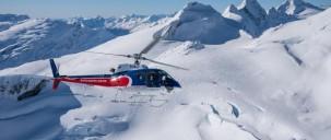 Helicopter Flight - Glacier Landing