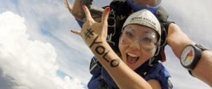 Skydiving - Skydive Auckland