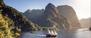 Doubtful Sound Overnight Cruise Twin Share