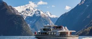 Milford Sound Boat Cruise - Mitre Peak Cruises