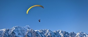 Paragliding - Skytrek