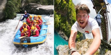 Kawarau Bungy & Raft Combo - Everything Queenstown