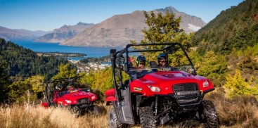 Self Drive 4x4 Buggy Tours - Off Road - Everything New Zealand