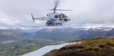 Mountain Biking - Fat Tyre Heli Biking - Everything New Zealand