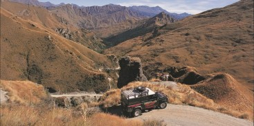 Four Wheel Drive - Nomad Safaris - Everything Queenstown