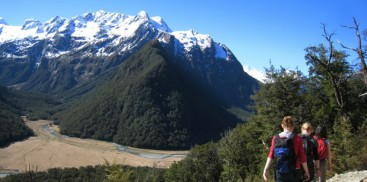 Guided Walks - Routeburn Wilderness Walk - Everything New Zealand