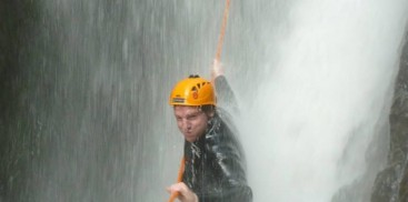 Canyoning - Sleeping God Canyon - Everything New Zealand