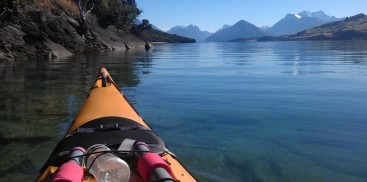 Kayaking - Rippled Earth - Everything Queenstown