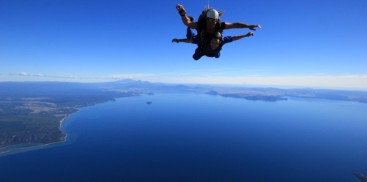 Skydiving - Skydive Taupo - Everything New Zealand