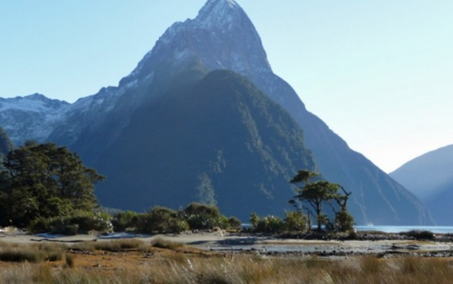 Helicopter Flight - Milford Sound Highlights - Wanaka