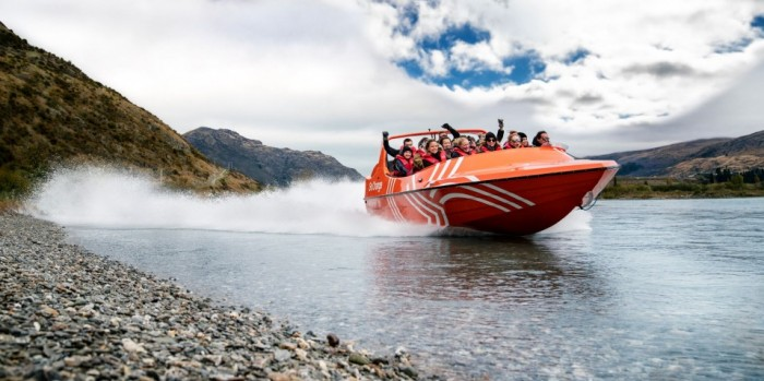Go Orange Jet Boat | Jet Boat Queenstown - Everything New