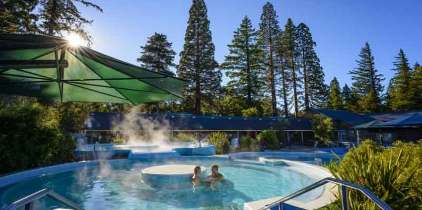 Hot Pools & Day Spa - Hanmer Springs