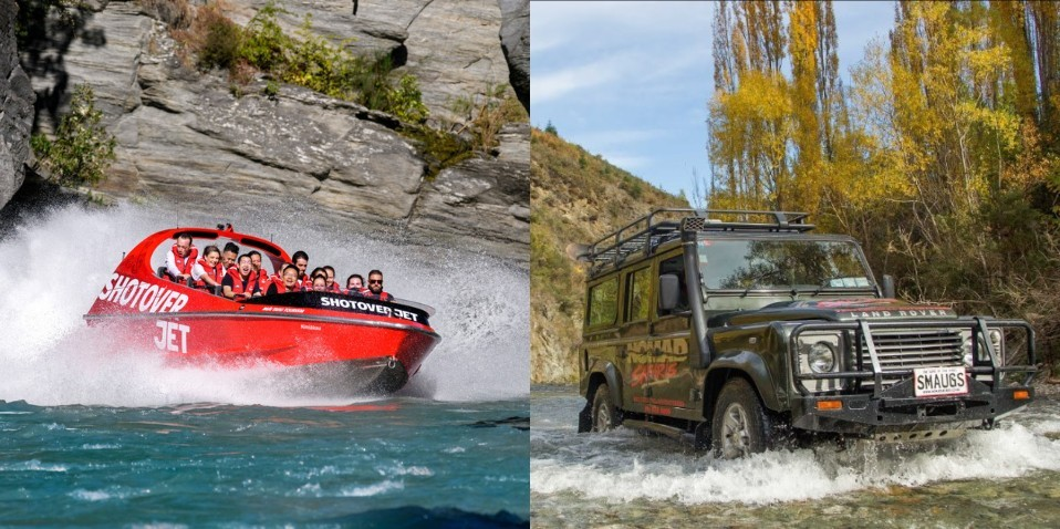 4WD & Shotover Jet Combo