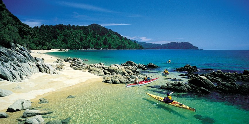 New Zealand Natural Water Resources
