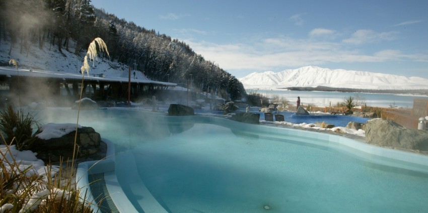 Hot Pools & Day Spa - Tekapo Springs